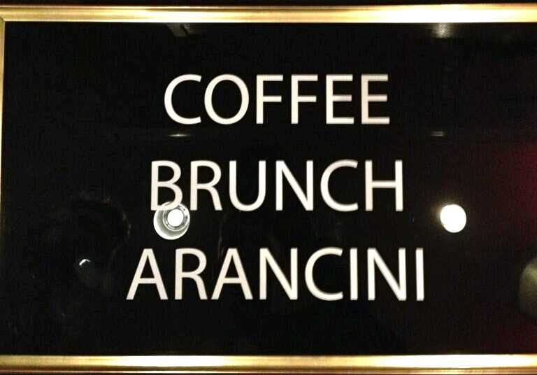 Arancini and a coffee? Come to Thirstbar at 53 Greek St for London's best gourmet risotto balls.