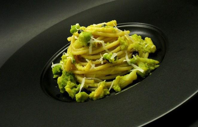 pasta con il cavolfiore pasta with cauliflower